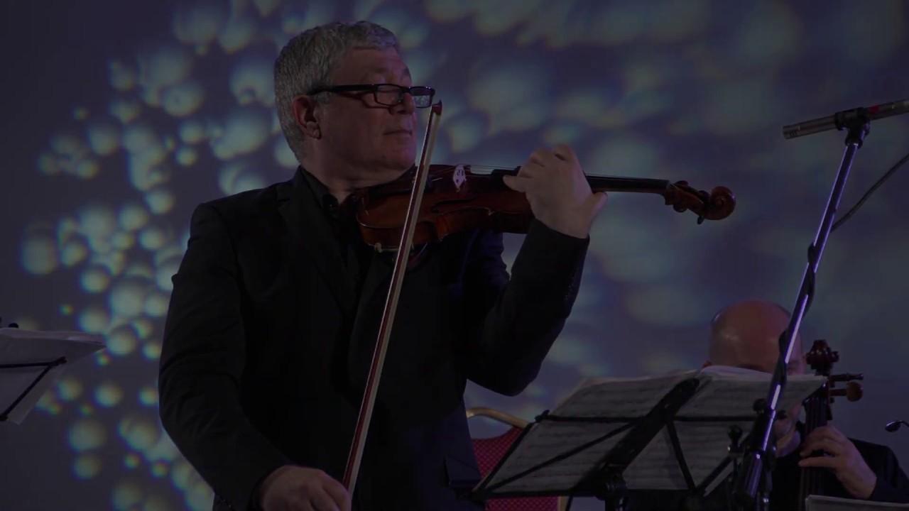 "Osvaldo Requena ""Invierno Tanguero"" Divertissement CO Ilya Ioff - violin"