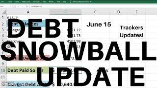 Debt Snowball Update $20,640.06 | Debt Free Journey | Debt Snowball