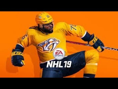 NHL 19 SUPER ROSTER UPDATE 1: EVERY NHL TEAM! - Normal Speed w/ Commentary