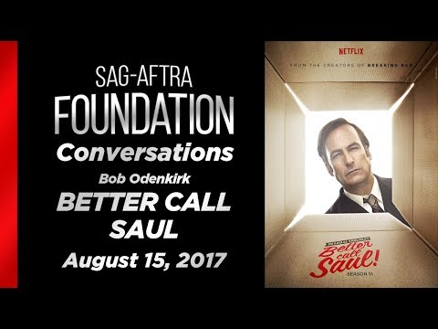 Conversations with Bob Odenkirk of BETTER CALL SAUL