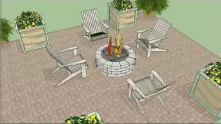How To Build A Pyzique Fire Pit - Bbq Kit