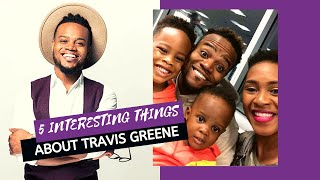 Everything About Travis Greene | His Career | His near death experience | His Children