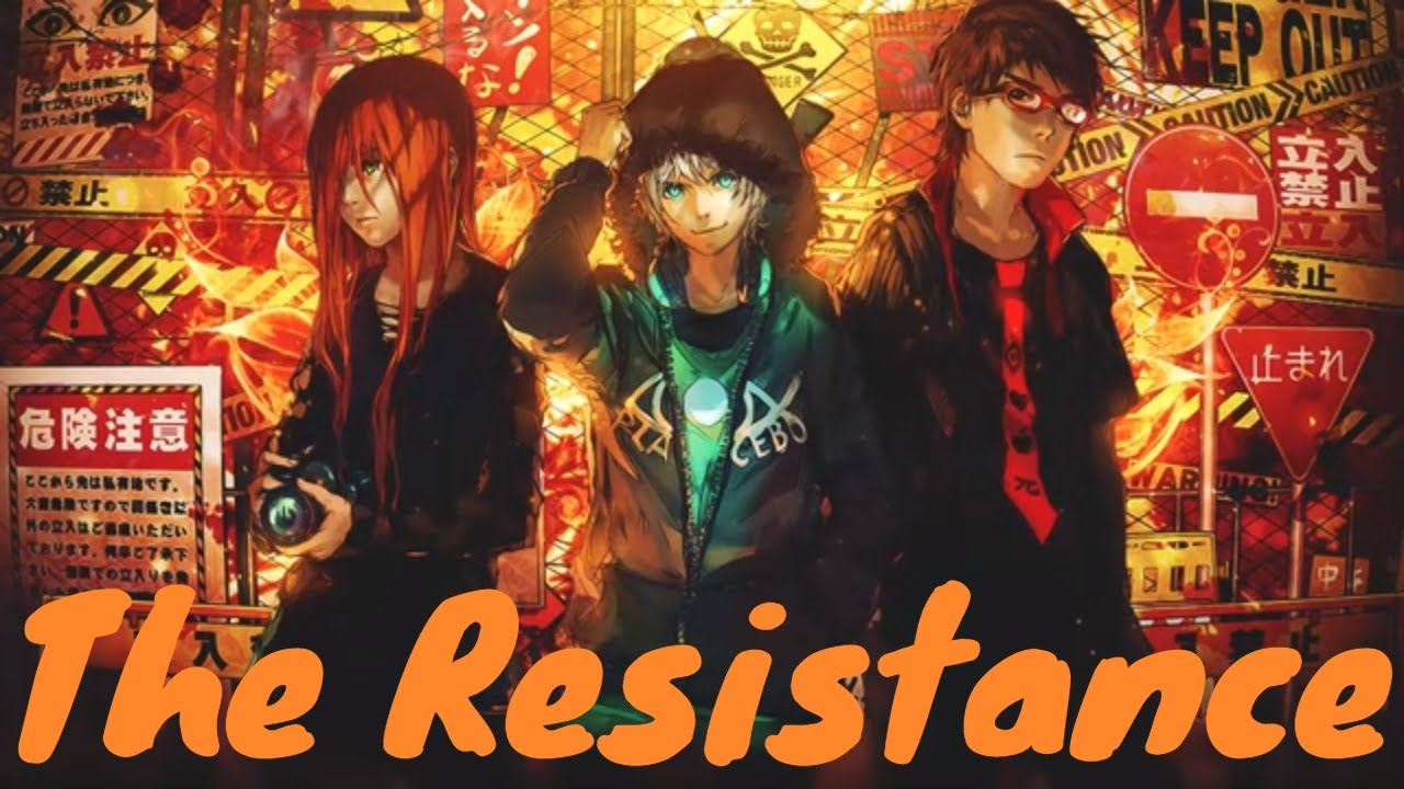 「Nightcore」 ✘ The Resistance [Skillet] || Lyrics