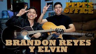 """BRANDON REYES Y ELVIN CON SU  PROPUESTA """"CUENTOS DE VERDAD"""" - Pepe's Office"""