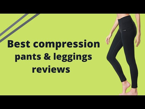 ��Top 10 Best Compression Pants & Leggings for Men and Women || Latest Reviews for 2020