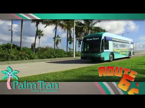 Palm Tran Route 62 To Lake Worth Beach