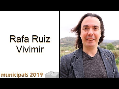 Rafa Ruiz, Vivim Montcada I Reixac