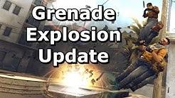 CS:GO's Grenade Blast Update