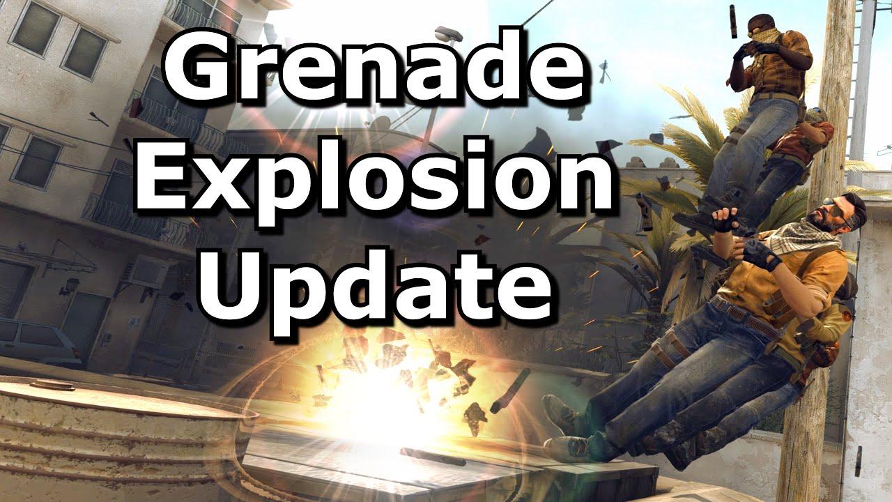 CS:GO's Grenade Blast Update thumbnail