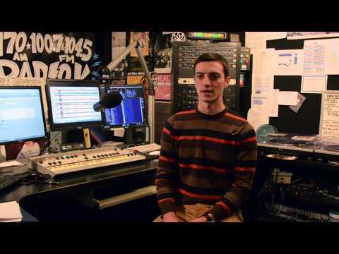 Step into the Radio K DJ booth with Andy Engstrom