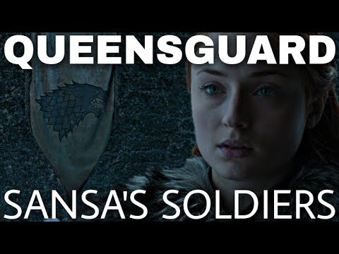 Sansa's Queensguard: The Hound, Arya Stark, and Brienne of Tarth? - Game of Thrones Season 8 Theory