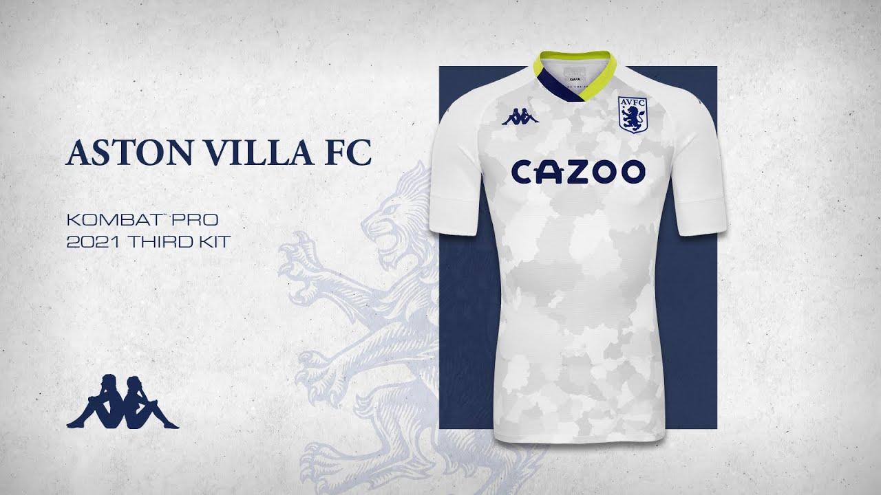 Kombat Pro Aston Villa Fc Third Kit Youtube