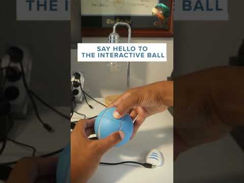 Has anyone tried the interactive ball yet?