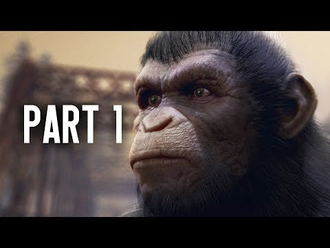 Planet of the Apes Last Frontier Gameplay Walkthrough Part 1
