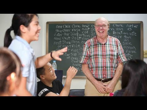 09/19/2017: Why Chinese are the most blessed English learners in the world?