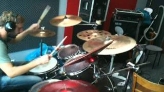 The Haunted   The Prosecution Drum Cover