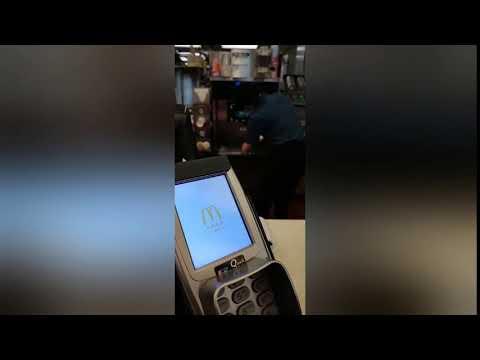 Hommy Ice Cream Machine HM726 in MacDonald