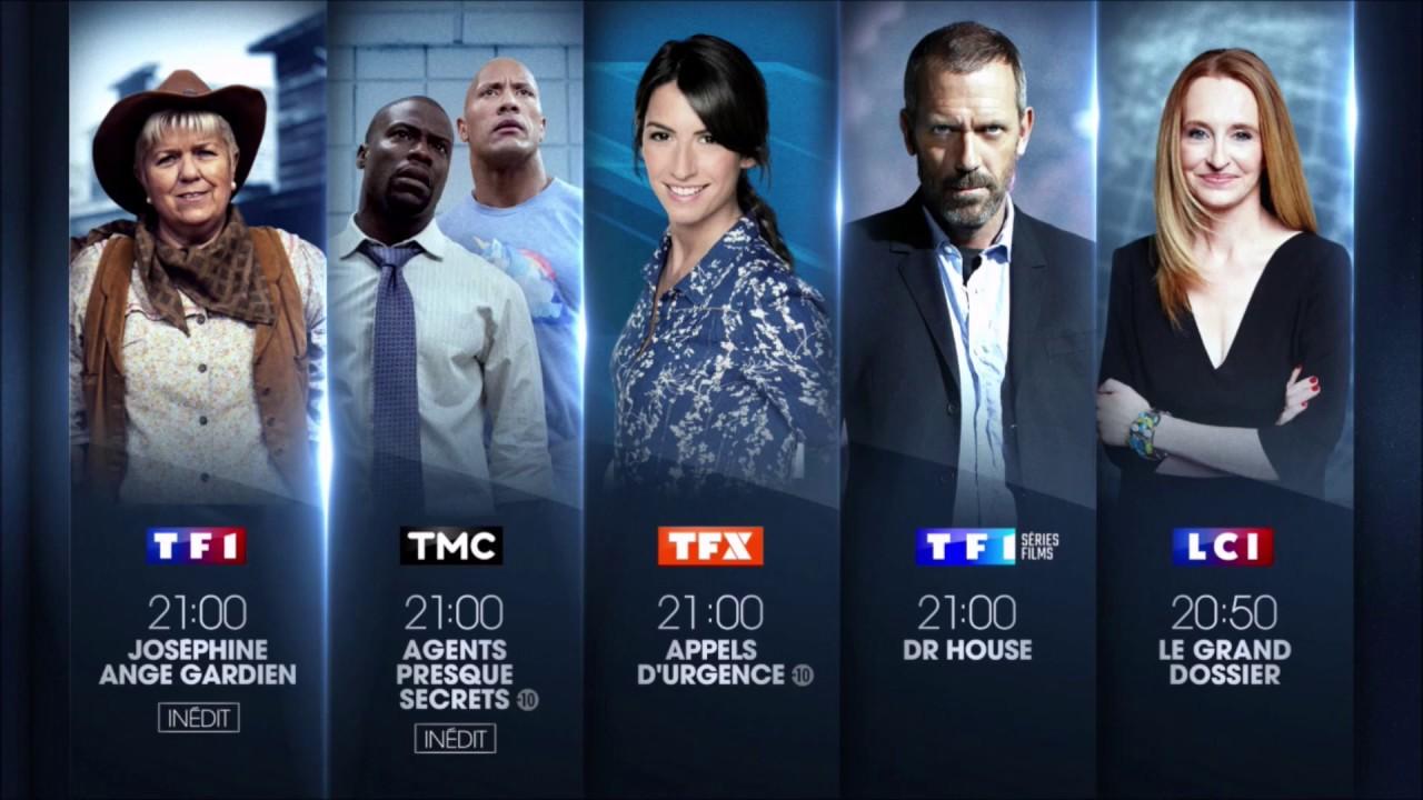 Tf1 · télévision française 1 (tf1) sa. Soirée Groupe TF1 - 8 Avril 2019 - YouTube