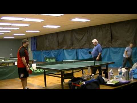 Nanticoke table tennis club match Team Papi vs Coal Crackers