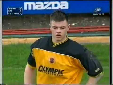 1998 Academy Wigan v Castleford