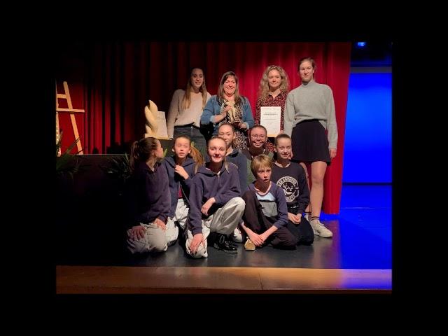 Cultuurtrofee voor Balletschool Raymonda in Deerlijk