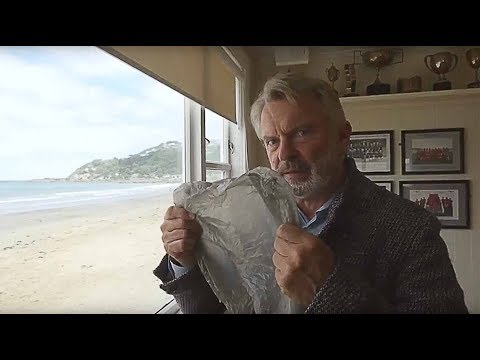 Sam Neill and the humble plastic bag