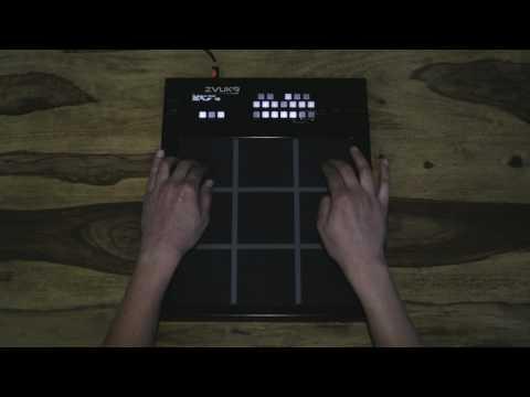 New Way to Create Music: Zvuk9 - Expressive MIDI Controller
