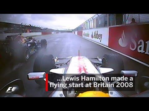 Hamilton's First Home Win | 2008 British Grand Prix