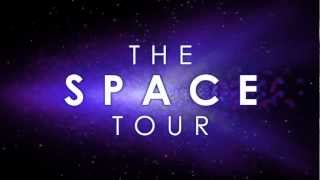The SPACE Tour DVD - Official Trailer