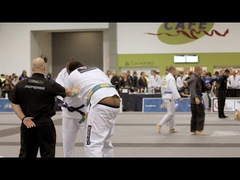 "IBJJF Atlanta Open 2012 ""blooper"""