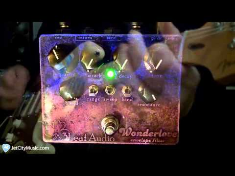 3Leaf Audio Wonderlove Envelope Filter
