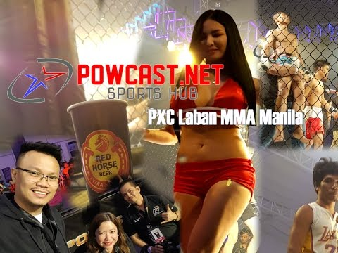 Powcast Vlog: PXC Laban MMA Manila  Sights and Sounds