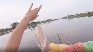 PHD   Nhiệm Vụ Bất Khả Thi Câu Cá  Giữa Sông   Fishing