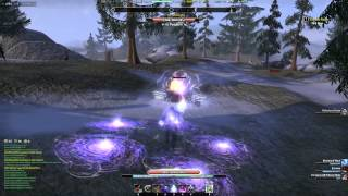 ESO V14 Sorcerer How To PvP Like A Baws (King Richard)