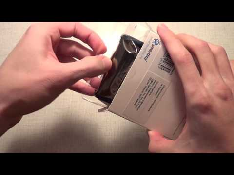 Распаковка SSD Smartbuy Ignition 4 120 GB (UNBOXING)