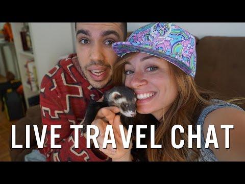LIVE Travel Chat - April 2015