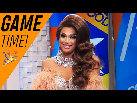 'RuPaul's Drag Race': Valentina Plays 'Snatch That Weave'!