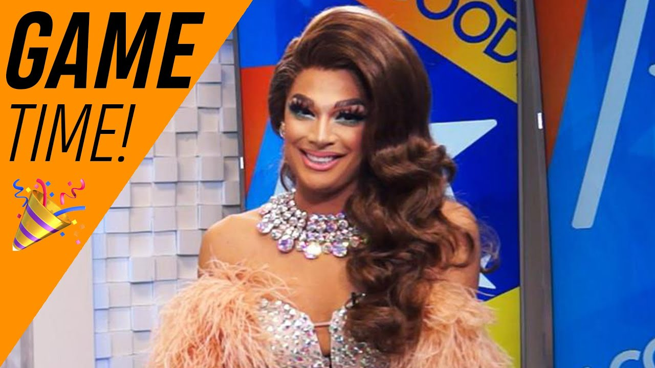 Rupauls Drag Race Valentina Plays Snatch That Weave Access