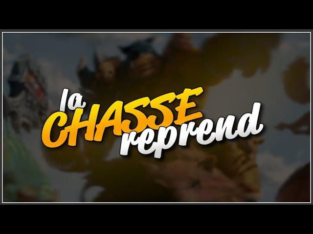 A LA CHASSE AU CHASSEUR !