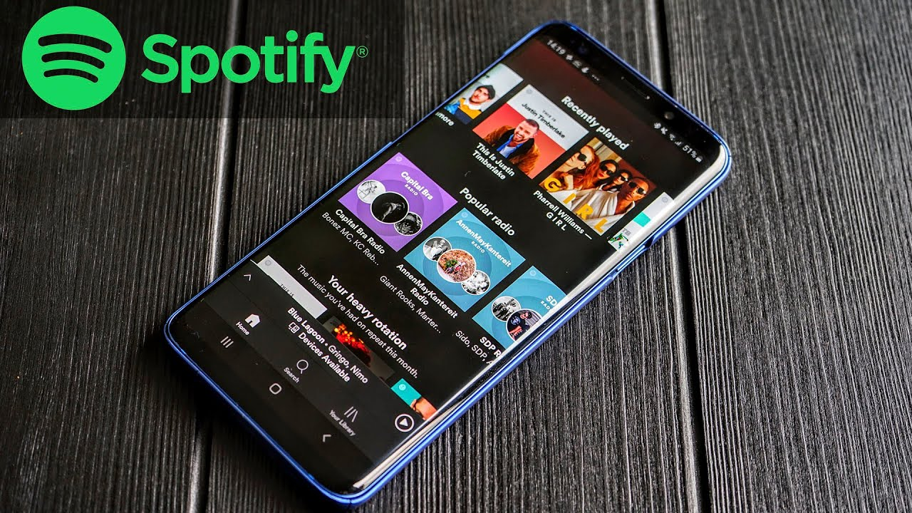 Fix Spotify Playback Issues on Samsung Smartphones running Android 9 0  (Galaxy S9 / Galaxy S10)