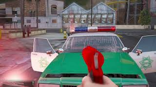 GTA 5 PC The Flare Gun