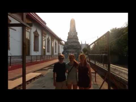 THAILAND / UAE TRAVEL MOVIE 2015