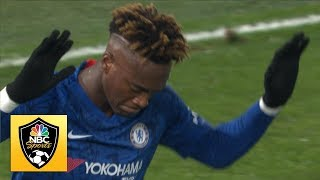 Tammy Abraham gives Chelsea lead v Aston Villa  Premier League  NBC Sports