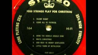 Sounds Of A Thousand Strings; White Christmas Crown Records