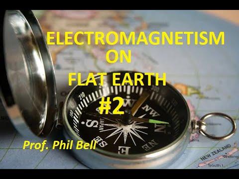 ELECTROMAGNETISM ON FLAT EARTH thumbnail