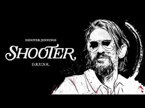 Shooter Jennings - D.R.U.N.K. (Official Audio)