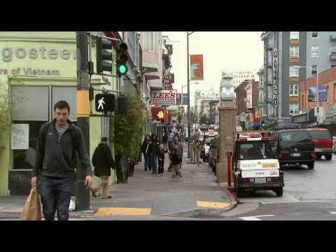 Twitter's Neighbor, the Tenderloin, Resists an Upgrade - KQED Newsroom
