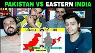 Pakistani Reaction on | Pakistan vs Eastern India Full Comparison 2019 who win? East India or pak