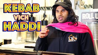 Kebab vich haddi | GDK | Rahim Pardesi