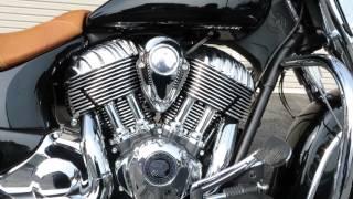 インディアンモーターサイクル!2014チーフヴィンテージ!エンジン始動!スマートキー!